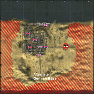 4103-Raid on Agheila map