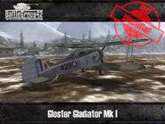 Gloster Gladiator 1