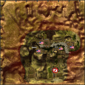 4204-Fall of Bataan conquest map