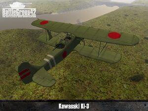 Kawasaki Ki-3