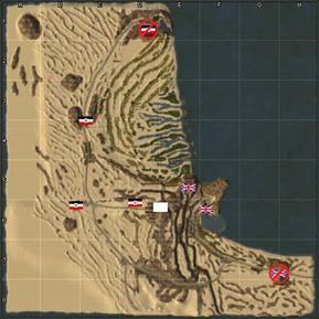 4106-Halfaya Pass conquest map