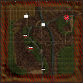 4005-Battle of Arras conquest map