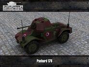 Panhard 178 render 1