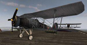 Swordfish bomber 1