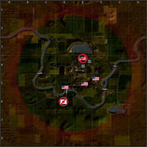 4505-Yontan Airfield co-op map