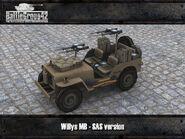 Willys MB SAS render 1