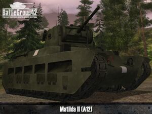 Matilda II 1