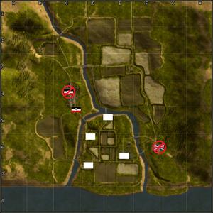 4406-Villers Bocage map