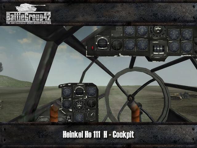 File:Heinkel He 111 cockpit 1.jpg