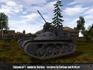 Flakpanzer I 1