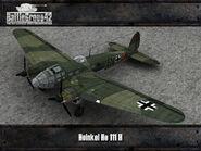 Heinkel He 111 render