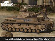 Panzer IV Ausf D 1
