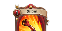Oil Dart