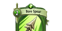 Bore Spear