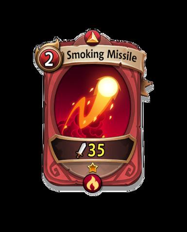 File:Magic 0 CARD HERO SMOKING MISSILE MIN.png
