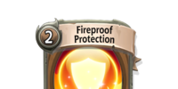 Fireproof Protection