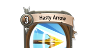 Hasty Arrow