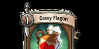 Gravy Flagon
