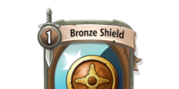 Bronze Shield