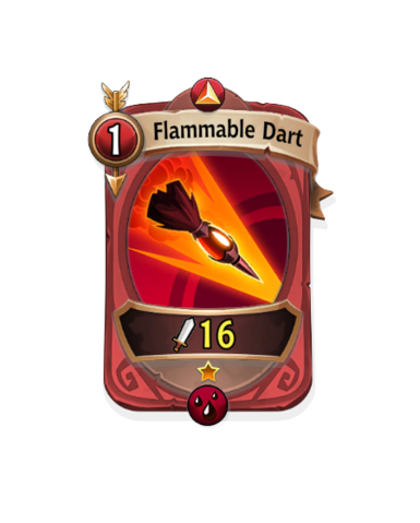File:Skill - Common - Flammable Dart.png