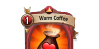 Warm Coffee