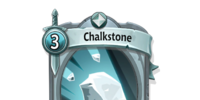 Chalkstone
