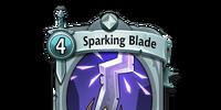 Sparking Blade