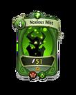 Magic 0 CARD HERO NOXIOUS MIST MIN