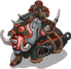Veh raider mammoth armored 55 front