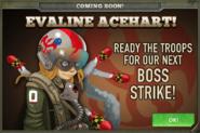 Boss Strike 6 Evaline Acehart