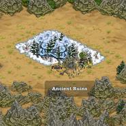 Ancient Ruins Exterior