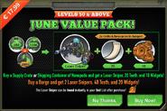 June Value Pack