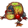 Event reward zombie spitter super