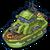 Ship destroyer med icon