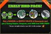 Early Bird Pack November 2013