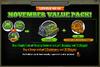 November Value Pack 40-54