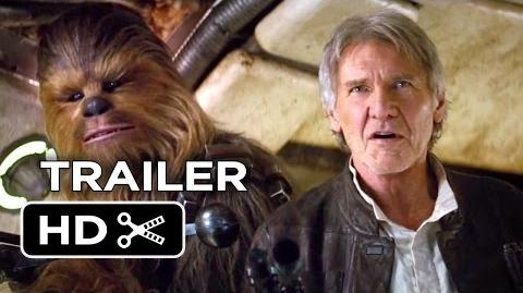 Star Wars Episode VII - The Force Awakens Official Teaser Trailer 2 (2015) - Star Wars Movie HD-0
