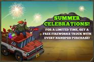 Fireworks Truck Promo