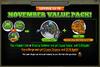November Value Pack