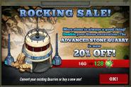 Rocking Sale