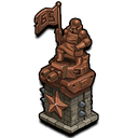 Deco lvl65 statue icon