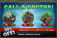 Call A Doctor Sale