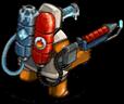 S trooper fire ice back