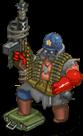 S trooper veteran front