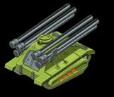 Tankkiller green back