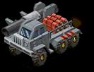Guntruck front