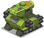 Veh tank basilisk back