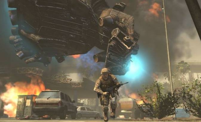 Battle Los Angeles PC Game Free Download - Ocean of Games