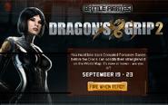 Dragon's Grip 2 Ad