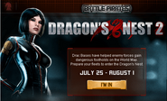 Dragon's Nest 2 Email Ad